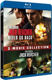 jack reacher // jack reacher 2: never go back - Blu-Ray
