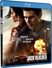 jack reacher 2: never go back - Blu-Ray