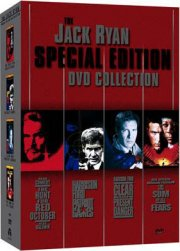 jack ryan - box - DVD