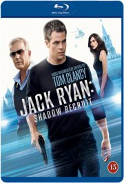 jack ryan - shadow recruit - Blu-Ray