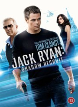 jack ryan - shadow recruit - DVD