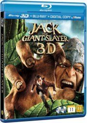 jack the giant slayer  - 3D + 2D Blu-Ray