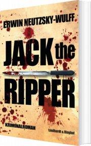 jack the ripper - bog