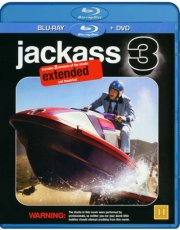 jackass 3  - Blu-Ray + Dvd