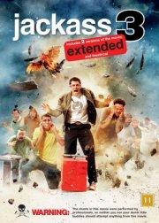 jackass 3 - extended - DVD