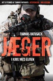 jæger - i krig med eliten - bog