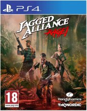 jagged alliance: rage! - PS4