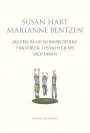 jagten på de nonspecifikke faktorer i psykoterapi med børn - bog