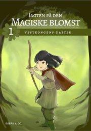 jagten på den magiske blomst 1 - bog