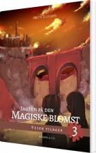 jagten på den magiske blomst 3 - bog
