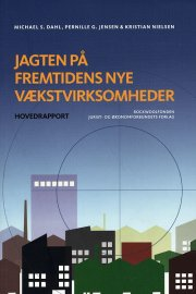 jagten på fremtidens nye vækstvirkomheder - bog