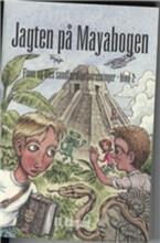 jagten på mayabogen - bog