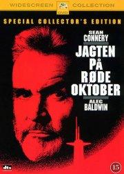 jagten på røde oktober - special edition - DVD