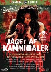 jagtet af kannibaler - DVD