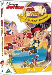 jake og piraterne på ønskeøen - jake redder ønskeøen - DVD