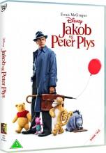 jakob og peter plys - disney - DVD