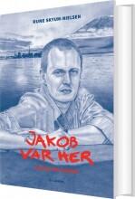 jakob var her - bog