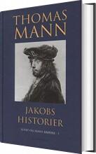 jakobs historier - bog