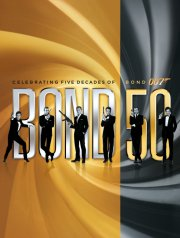 james bond box - 50 års jubilæums boks - DVD