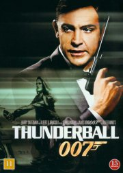 james bond thunderball / james bond i ilden - DVD