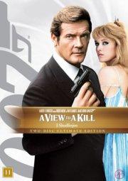 james bond: a view to a kill / james bond i skudlinjen - ultimate edition - DVD