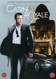 james bond - casino royale  - DVD