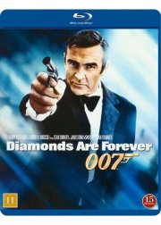 james bond - diamonds are forever - Blu-Ray