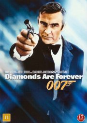 james bond diamonds are forever - DVD