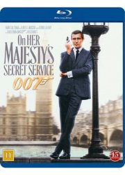 james bond - on her majesty's secret service / i hendes majestæts hemmelige tjeneste - Blu-Ray