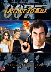 james bond - licence to kill - special edition - DVD