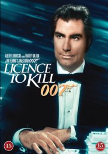 james bond - licence to kill - DVD