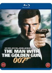 james bond - the man with the golden gun - Blu-Ray