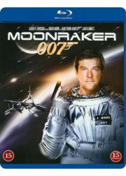 james bond - moonraker - Blu-Ray