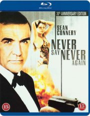 james bond - never say never again - Blu-Ray