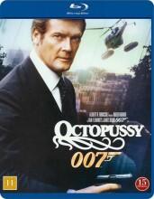 james bond - octopussy - Blu-Ray