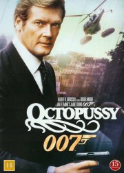 james bond - octopussy - DVD