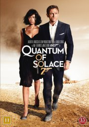 james bond - quantum of solace - DVD