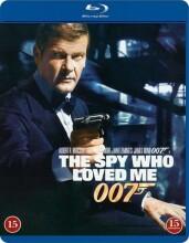 james bond - the spy who loved me - Blu-Ray