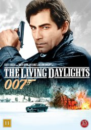 james bond - the living daylights / james bond - spioner dør ved daggry - DVD