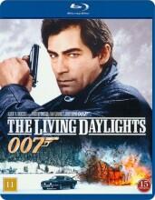 james bond - the living daylights - Blu-Ray