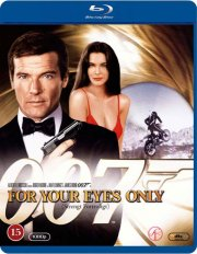 james bond - for your eyes only - Blu-Ray