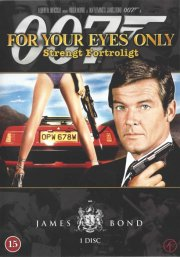 james bond: for your eyes only - DVD