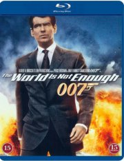james bond - the world is not enough - Blu-Ray