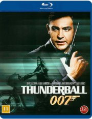 james bond - thunderball - Blu-Ray