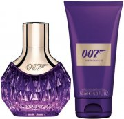 gaveæske: james bond for women 3 edt 30 ml & body lotion 50 ml - Parfume