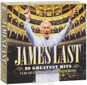 james last - 80 greatest hits - cd
