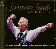 james last - live in europe - cd