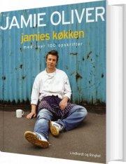 jamies køkken - bog