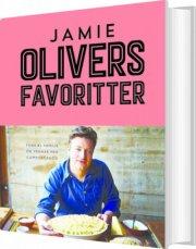 jamie olivers favoritter - bog