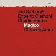 jan garbarek - magico - carta de amor - cd